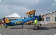 Boeing Stearman A�roclub Alen�on
